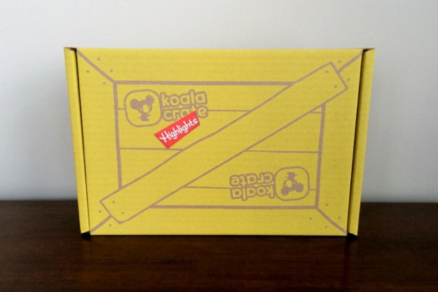 Koala Crate Box - lemon blvd