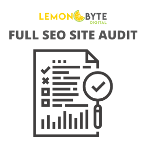 Full SEO Site Audit