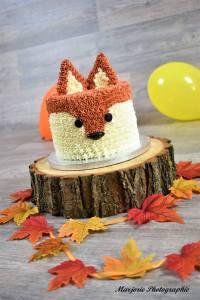 Layer Cake Fox Le Monde de Kita