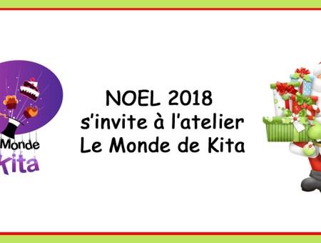 Carte des Gourmandises – Noël 2018