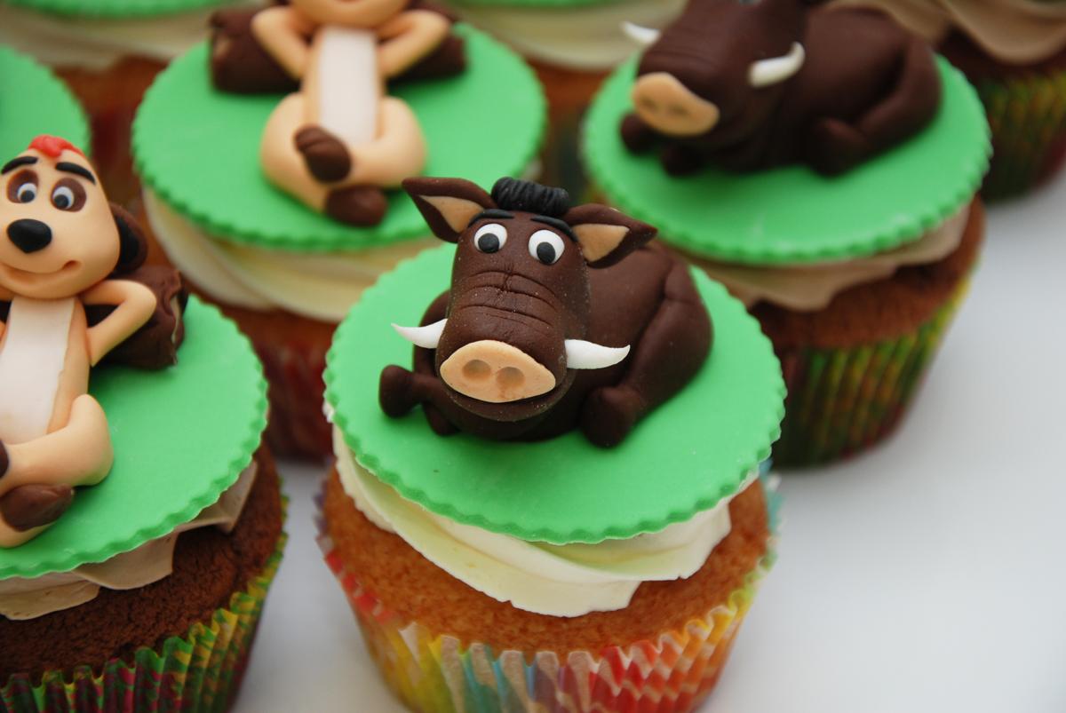 modelage cupcake pumba
