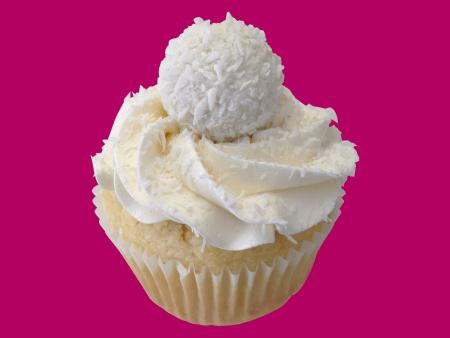 Cupcake noix de coco