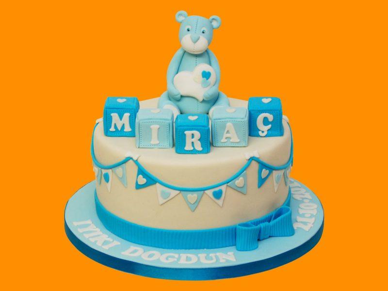 Cake design garçon