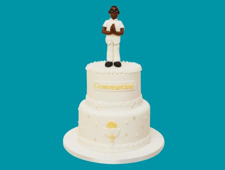 Gâteau de communion
