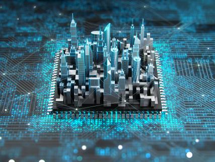 La Smart city du futur dans Villes Tech