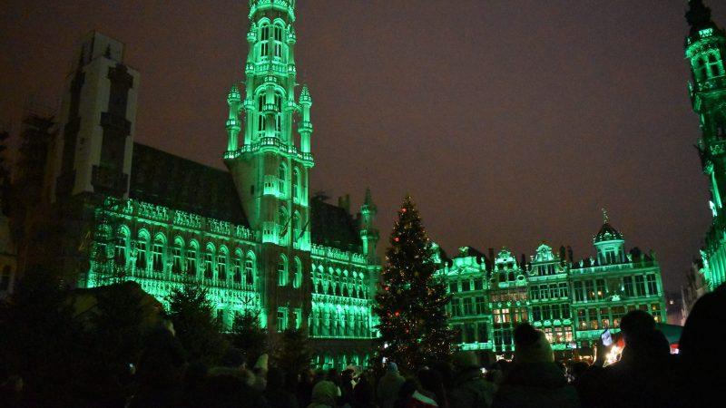 Pourquoi fêter le nouvel an à Bruxelles ?