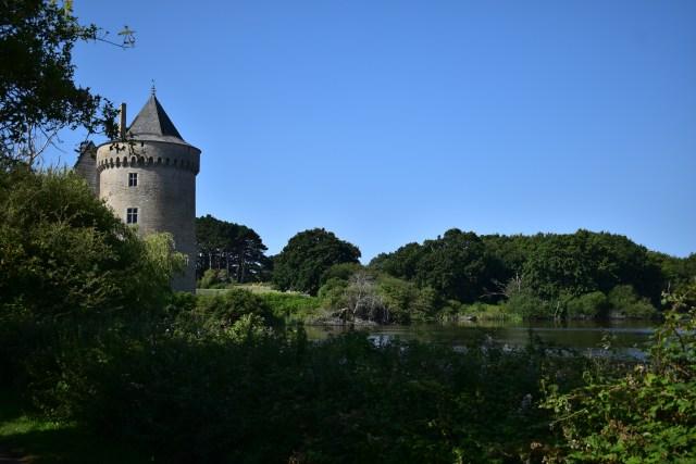 Le château de Suscinio
