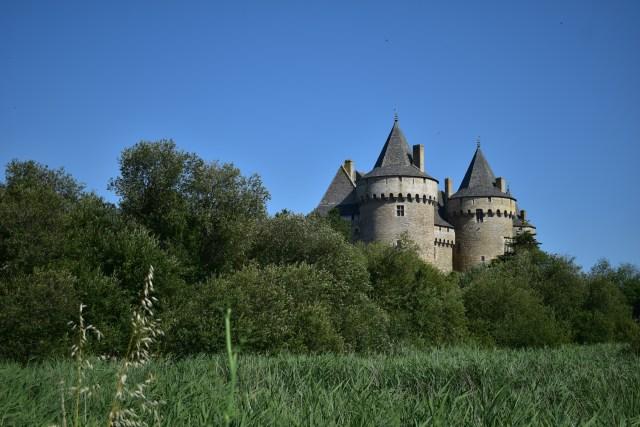 Le château de Suscinio un incontournable de la presqu'île de Rhuys