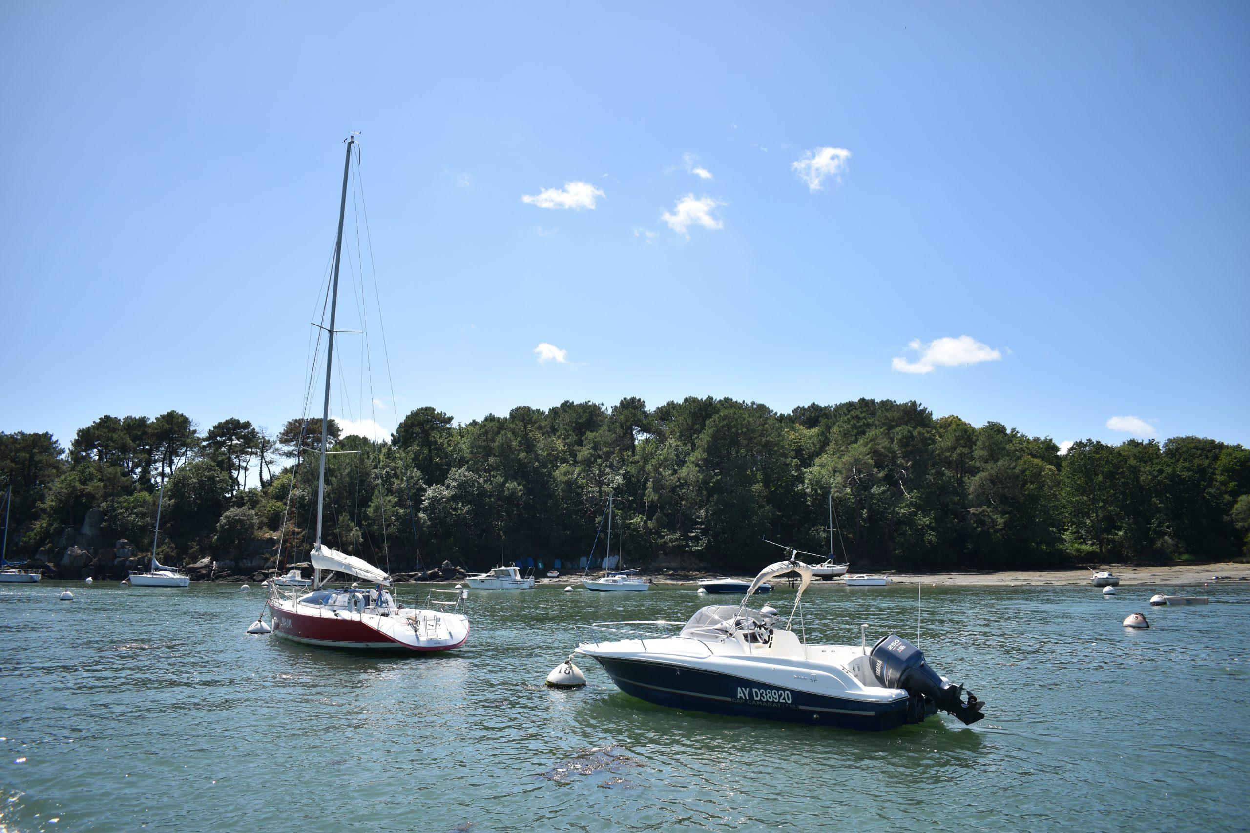Les plus beaux coins du Golfe du Morbihan