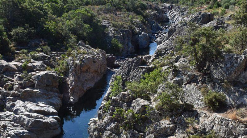 La Vallée du Fango, un petit bout de nature dans le Nord de la Corse.