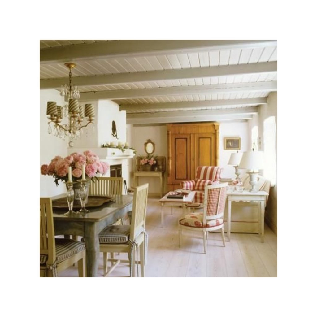Decoration Style Anglais Cottage Deco Interieur Maison