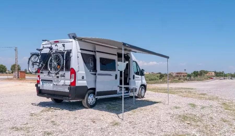 le monde du camping car