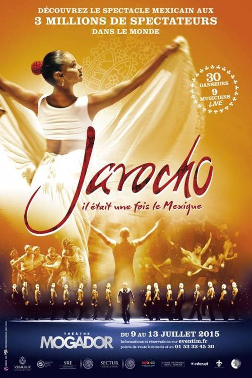 Jarocho Affiche