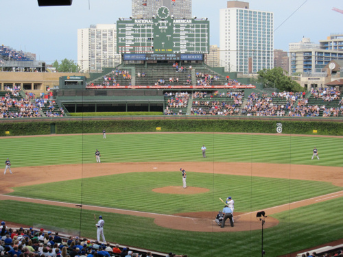 Cubs vs. Brewers
