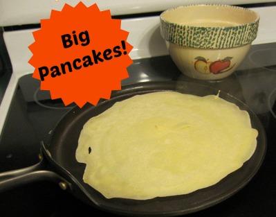 Big Pancakes