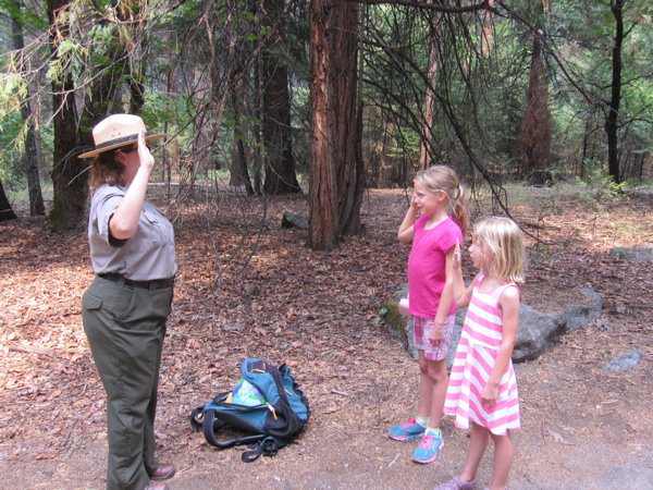 Yosemite Jr Rangers