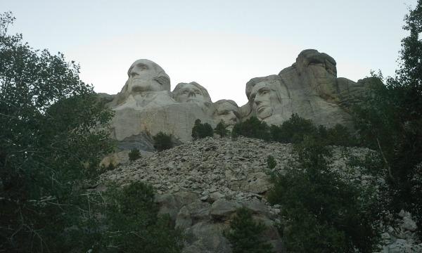 Mount Rushmore 2