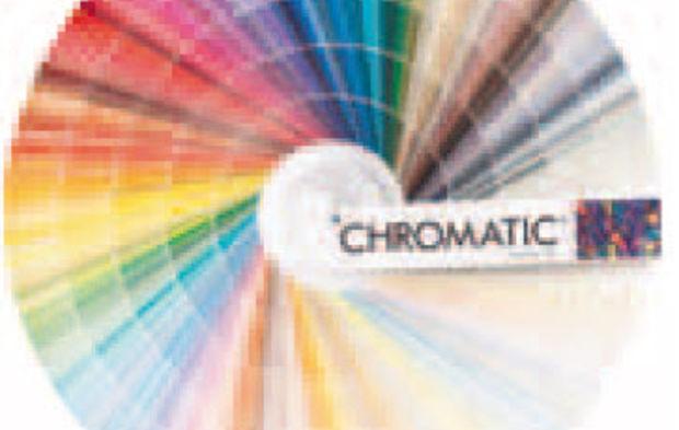 Chromatic Un Nouveau Nuancier Pour Ppg
