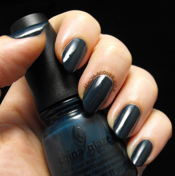 China Glaze - Well Trained