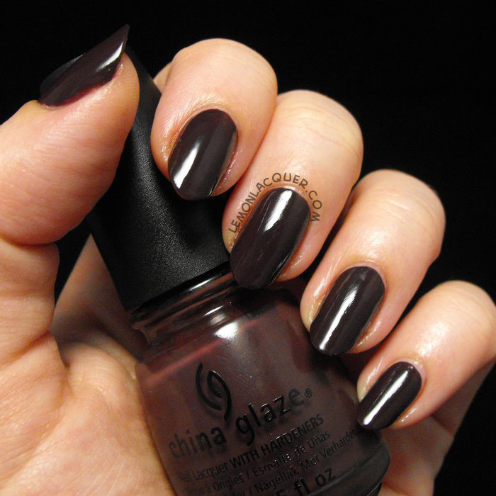 China Glaze - What Are You A-Freight Of
