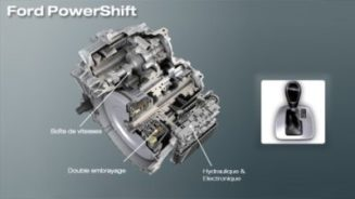 ford powershift transmission