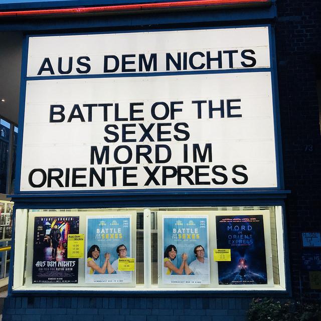 Holi Kino Schlankreye zeigt Aus dem Nichts