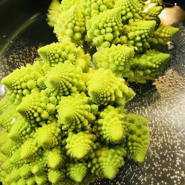 Gemüse aus dem 3D-Drucker