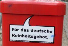 Für das deutsche Reinheitsgebot