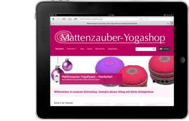 Mattenzauber Yogashop