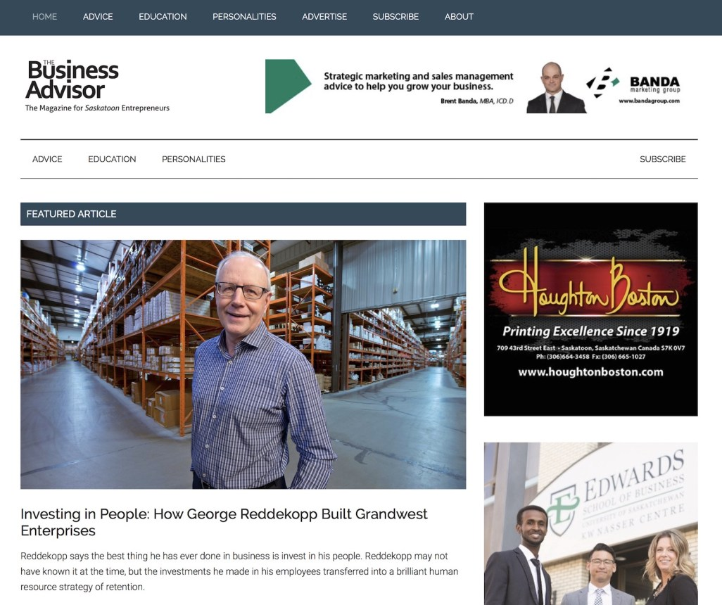 The Business Advisor-01