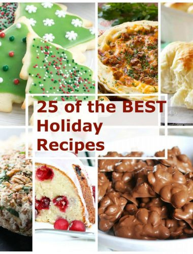 It's time to entertain family and friends! We have the best holiday recipes right here for you. Relax, you've got this covered!