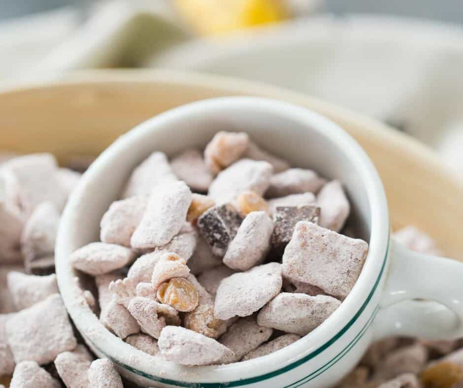 Love chunky monkey? Then you will love these muddy buddies!