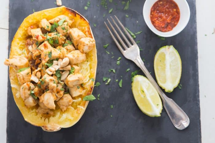 Light sweet and spicy chicken