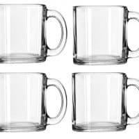 Clear Mugs
