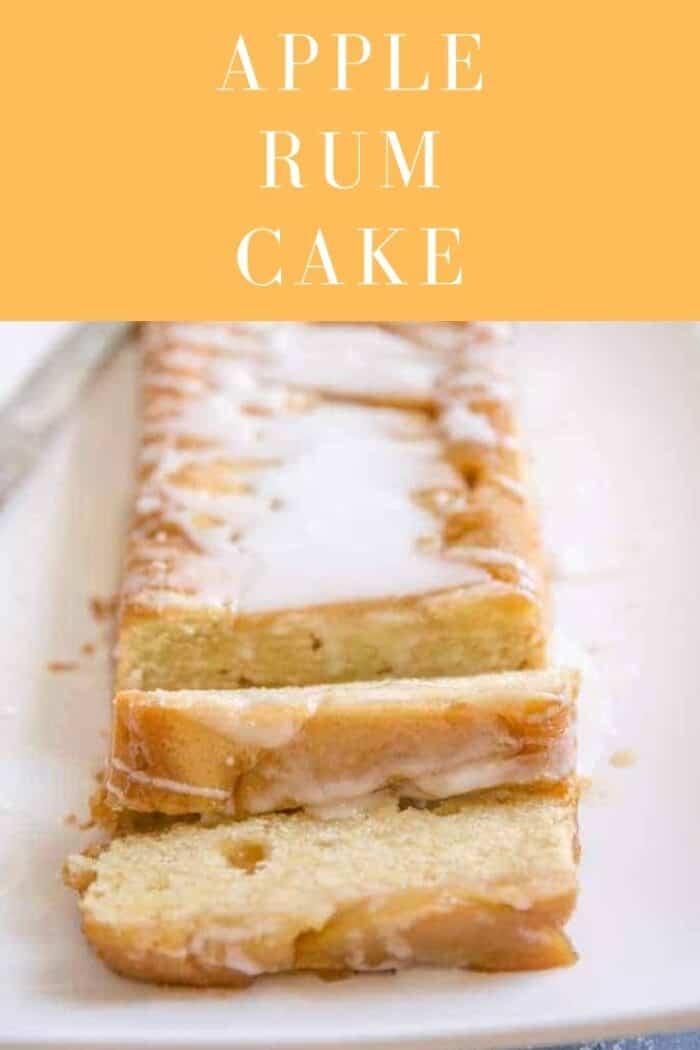apple rum cake title