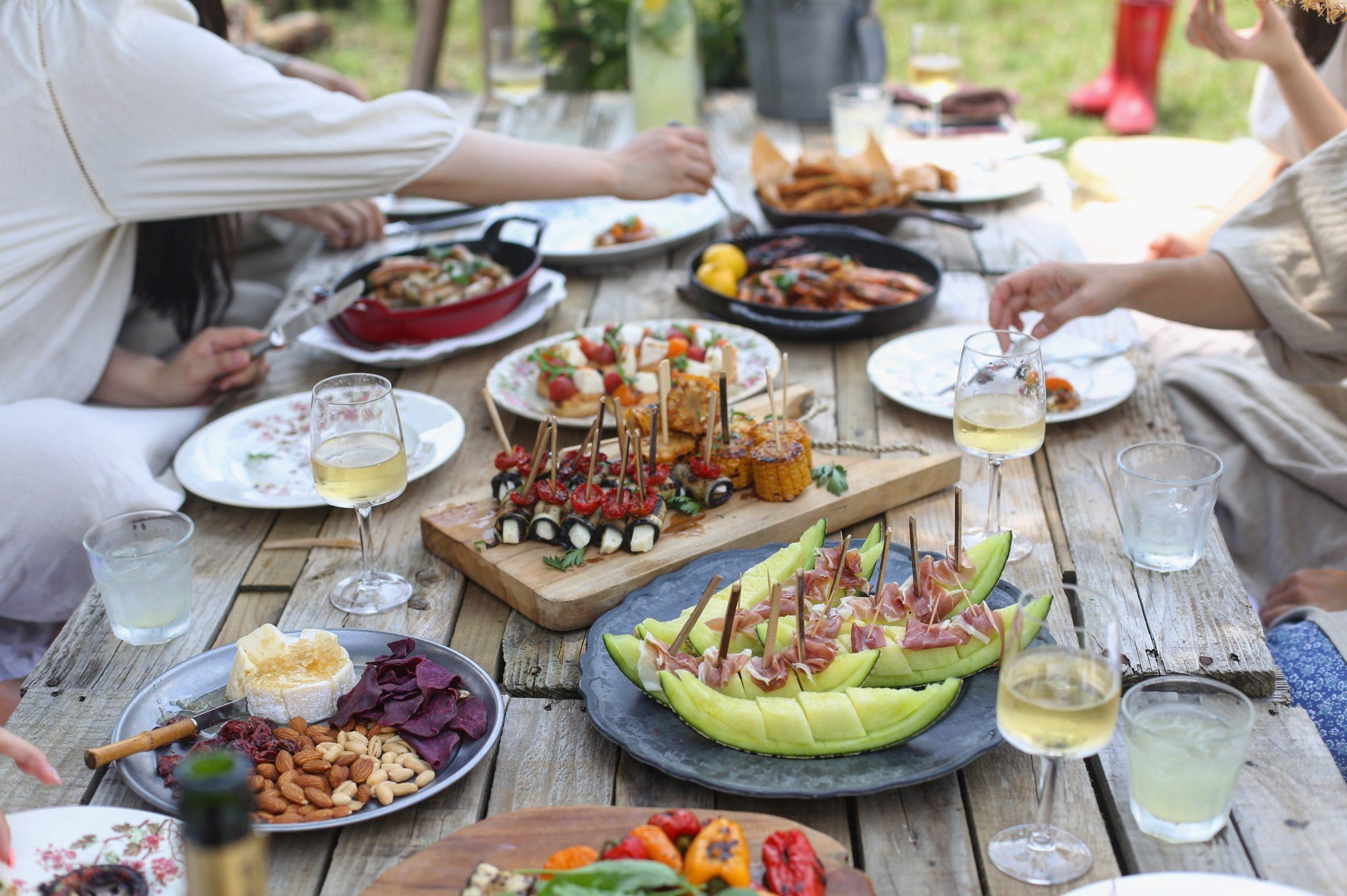 Picknick Tisch