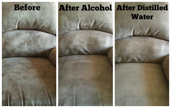 Cleaning Tip Tuesday Cleaning A Microfiber Couch Lemons