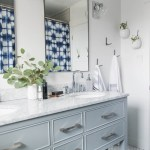 A Modern Bathroom Makeover One Room Challenge Reveal Lemon Thistle