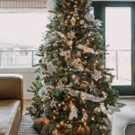 Christmas Tree Decorating Tips Adding Colour Lemon Thistle