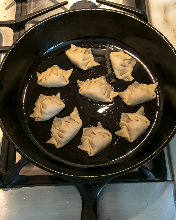 Pork Fried Dumplings