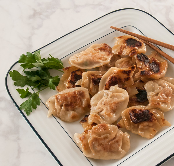 Pork Fried Dumplings