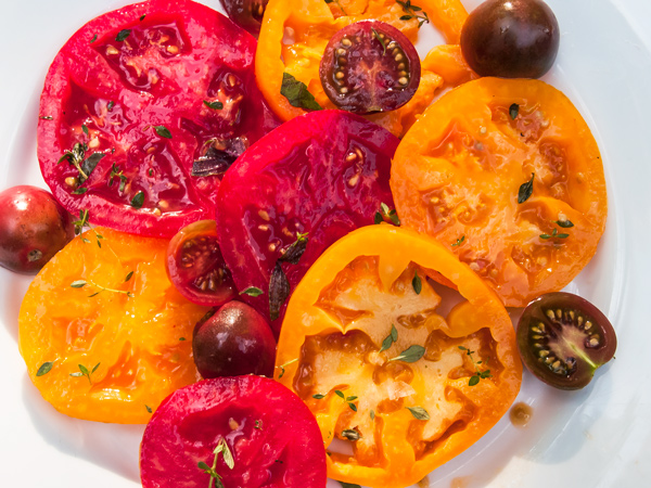 Early Fall Harvest Dinner For Two reicpe