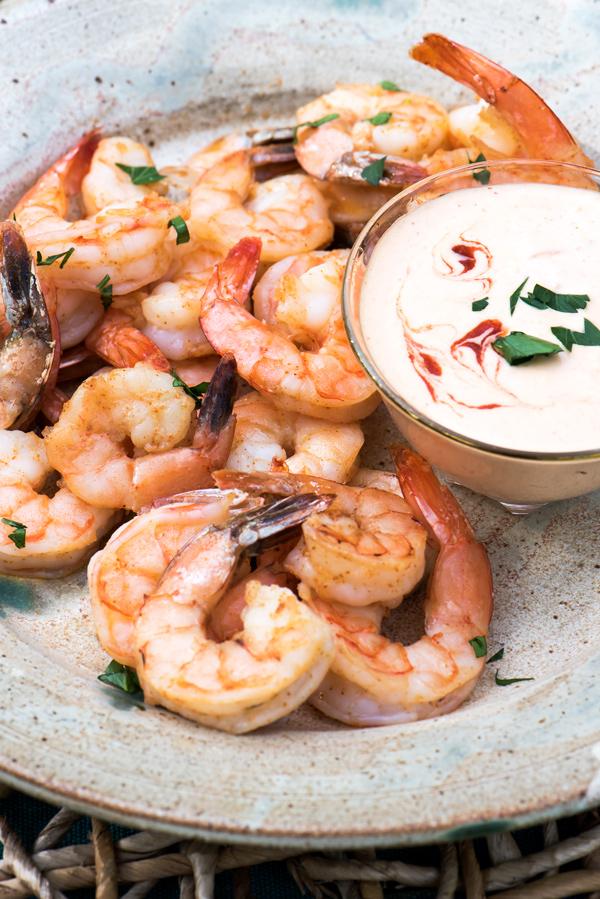 Roasted Shrimp cocktail Receipe