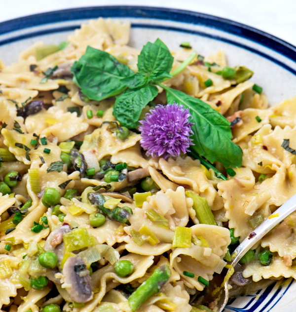 Taste of Spring: Pasta Primavera recipe