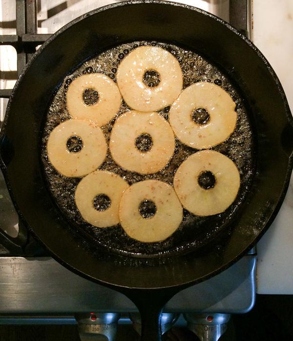 Smoky-Maple Apple Dutch Baby Pancale recake recipe