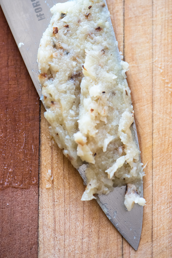 Garlic bread with Fresh Herbs recipe.