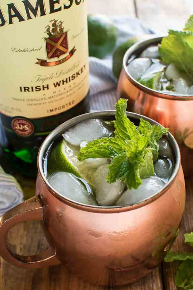 Irish Mule | Lemon Tree Dwelling