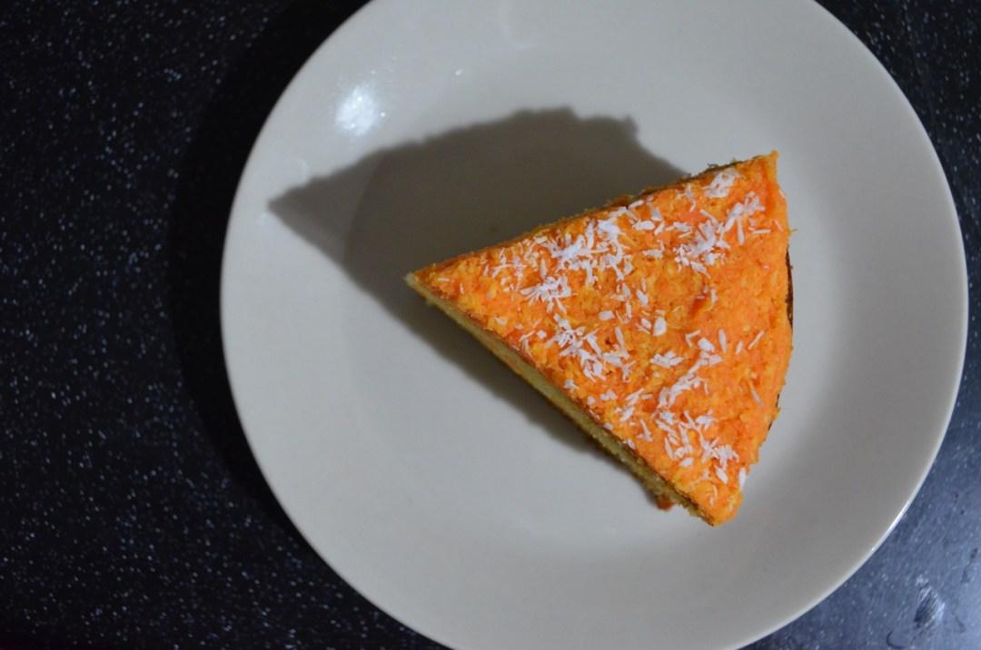 tarta de zanahoria ácifl