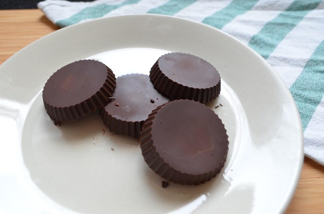 chocolatinas reese caseras