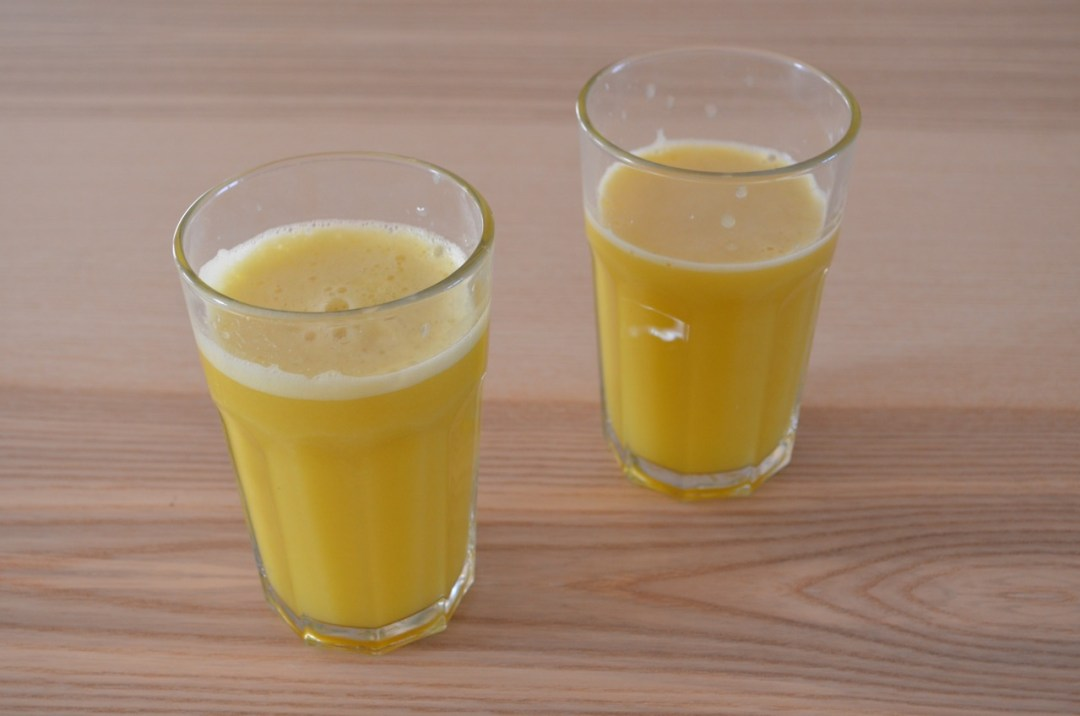 zumo rico en vitaminas